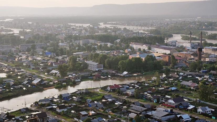 Число жертв наводнения в Иркутской области увеличилось до трёх