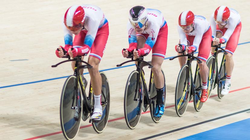 Велогонщик Смирнов завоевал золото в пасьюте на Европейских играх — 2019