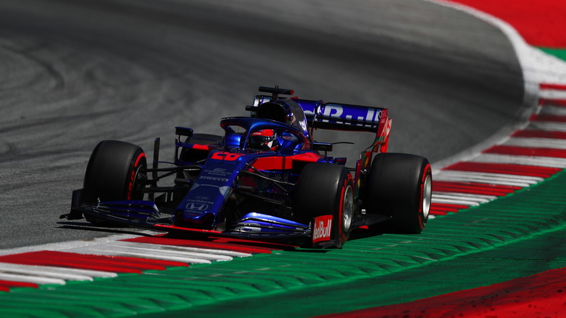 Квят рассказал, что пилот Williams помешал ему успешно выступить в квалификации Гран-при Австрии