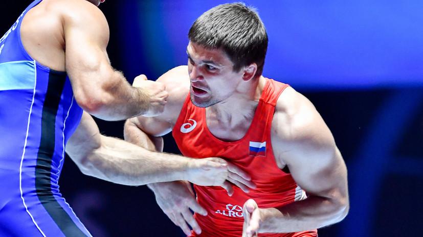 Чехиркин стал чемпионом Европейских игр по греко-римской борьбе