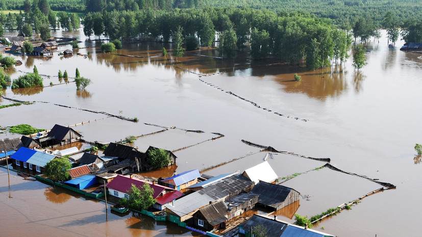 Выплаты, жильё и летний отдых: как в Иркутской области оказывают помощь пострадавшим от наводнения