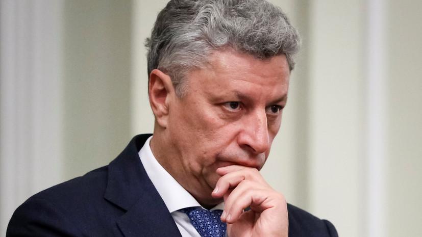 На приёмную депутата Рады  в Харькове совершили нападение