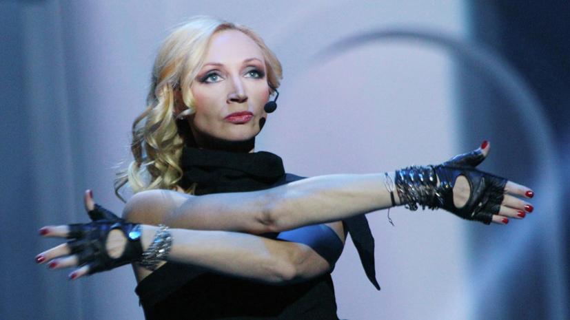 Орбакайтеопровергла сообщения о её конфликте с Пугачёвой
