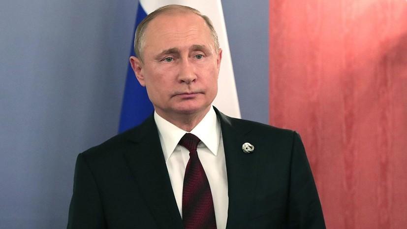 Путин посетил соревнования по боксу на ЕИ-2019 в Минске