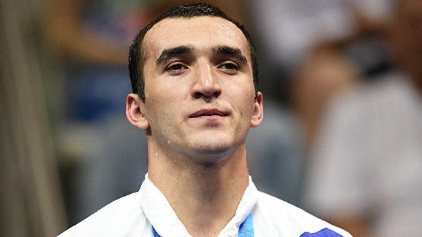 Боксёр Гаджимагомедов признался, что чувствовал поддержку Путина в финальном бою ЕИ-2019