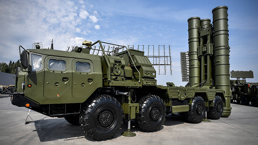 Явление «Прометея»: в России начинается производство ЗРК С-500