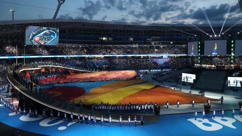 Путин заявил, что Европейские игры в Минске организованы на высоком уровне