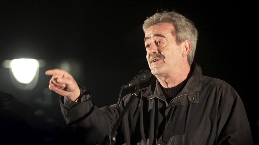 Умер бывший президент Черногории Момир Булатович