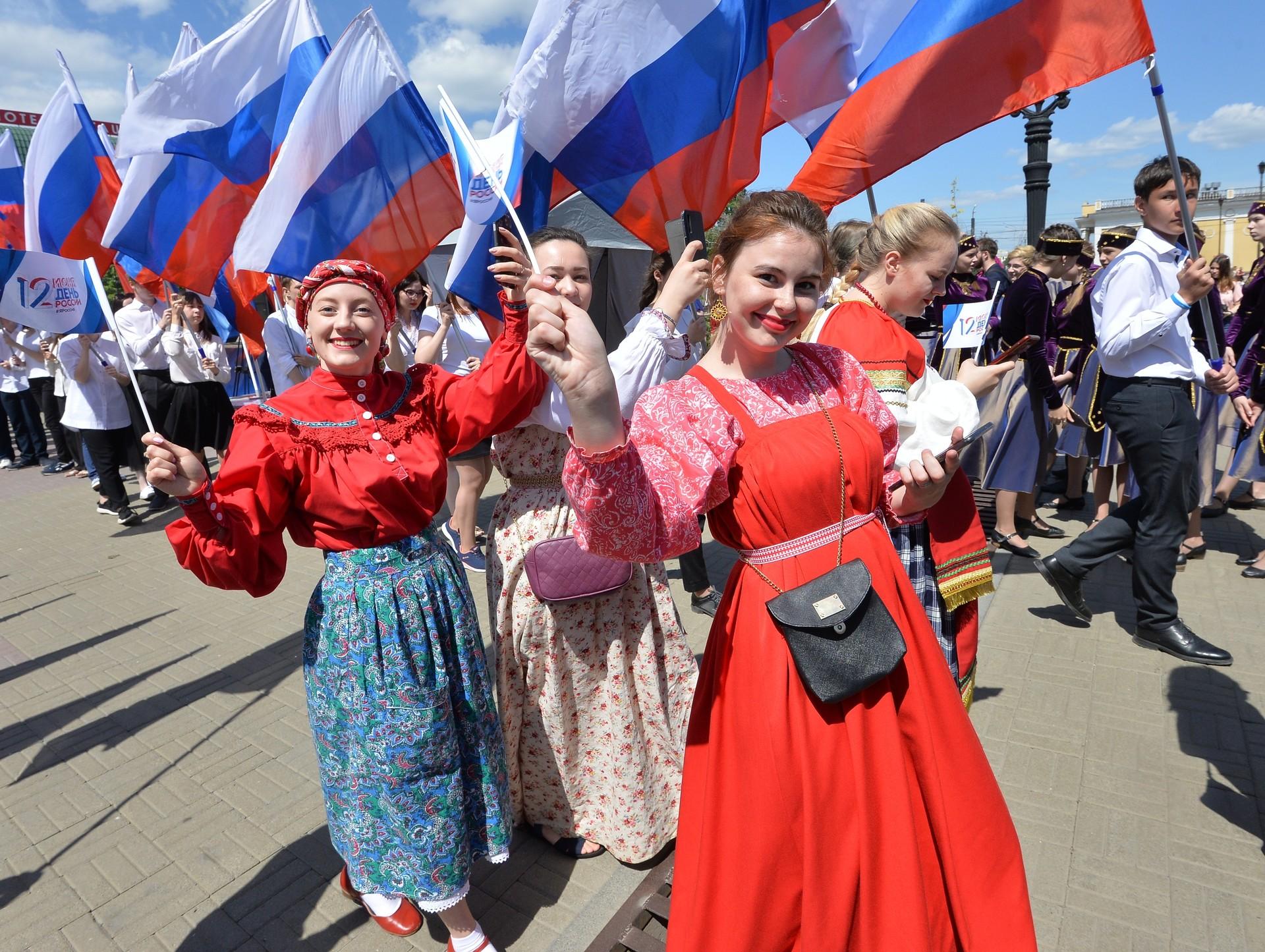 День россии картинки фото, для девушки своими