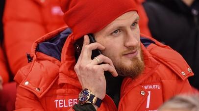 Хоккеист Телегин продлил контракт с ЦСКА