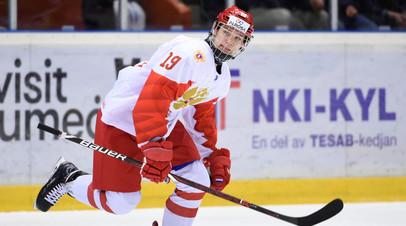СМИ: Подколзин хочет перейти в НХЛ после окончания контракта со СКА