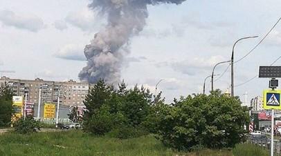 Жители Дзержинска вышли на субботник после взрыва на территории «Кристалла»