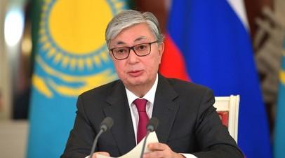 Токаев назвал сотрудничество с Россией важным для развития Казахстана