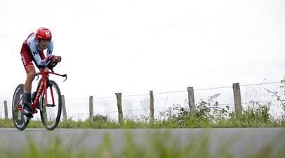 Закарин назвал свои задачи на «Тур де Франс»