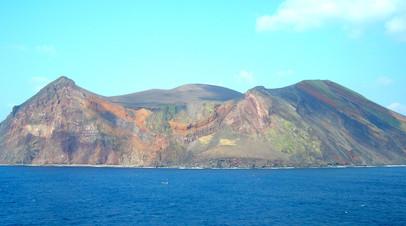 Землетрясение магнитудой 6,1 произошло у японского острова Торисима