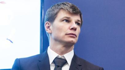 Аршавин и Тихонов будут работать ТВ-экспертами на матчах сборной России по футболу