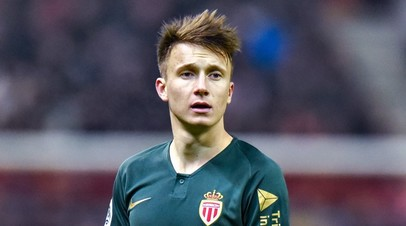 Российский футболист «Монако» Александр Головин