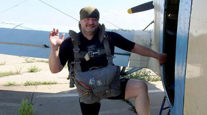 Бывший офицер ВС РФ, участник одесского «антимайдана» добивается получения гражданства России