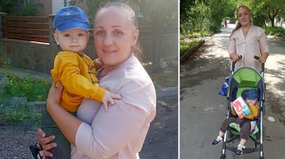 В Крыму опека официально передала многодетной матери годовалого сироту