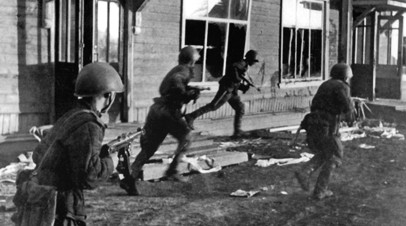 Штурм Карельского вала. Выборгско-Петрозаводская стратегическая наступательная операция, 1944 год