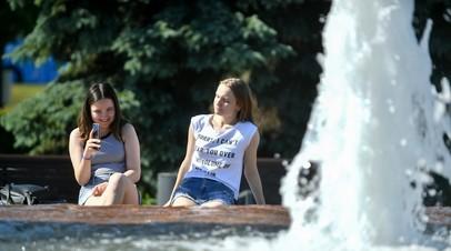 В Москве и области объявлен «оранжевый» уровень погодной опасности