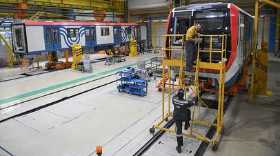 «Наша продукция может быть конкурентоспособной»: первый зампред ВЭБ.РФ Цехомский о развитии несырьевого экспорта России