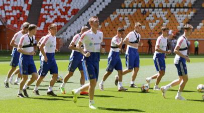 Кирьяков считает, что Черчесову стоит поберечь лидеров сборной России в матче с Сан-Марино