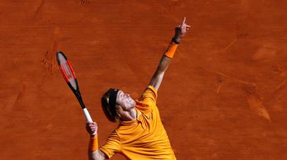 Теннисист Рублёв сообщил, когда вернётся на корт