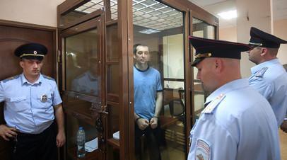 Со штрафом в 118 млн рублей: полковника Захарченко приговорили к 13 годам колонии строгого режима