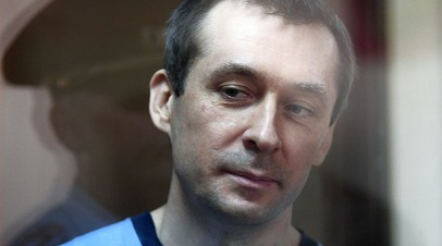 Захарченко приговорён к 13 годам колонии