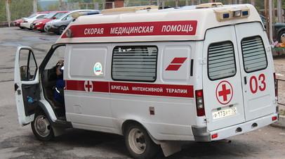 В Омске трёхлетний ребёнок выпал из окна шестого этажа