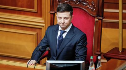 Зеленский назначил и.о. глав 12 областных администраций