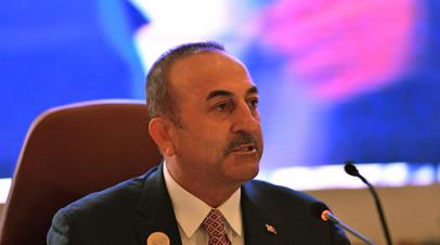 Чавушоглу: Пентагон не заставит Турцию отказаться от С-400