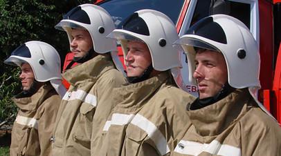 В Ростовской области военные пожарные переведены в режим повышенной готовности