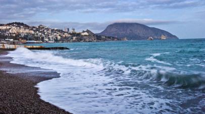 Более 100 тысяч иностранных туристов посетили Крым с начала года