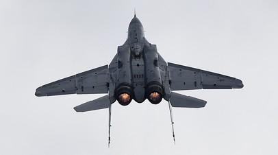 ВКС России получили первые два истребителя МиГ-35