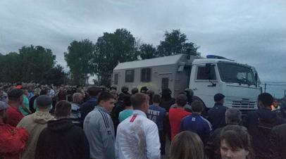 В Генпрокуратуре рассказали о мерах по нормализации ситуации в Чемодановке