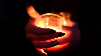 Акция «Свеча памяти» пройдёт в Оренбурге