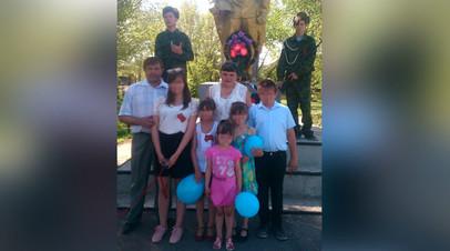 Многодетная семья из села в Оренбургской области заявляет об отказе чиновников выплачивать дотации