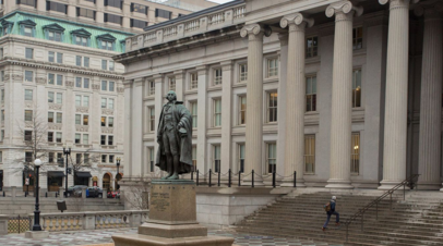 США внесли в санкционные списки НКО «Русское финансовое общество»