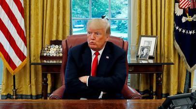 «Невиданное прежде уничтожение»: почему Трамп передумал развязывать войну с Ираном