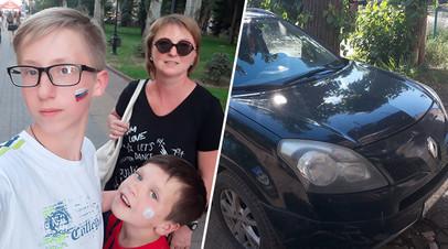 У матери двоих детей в Волгограде банк отсудил машину за чужой долг