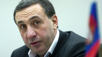 Гинер заявил, что Фернандес останется в ЦСКА