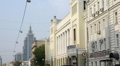 В Москве отреставрируют главный дом усадьбы XIX века