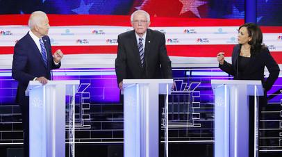 «Олицетворяет прошлое»: почему Джо Байден растерял лидерские позиции во время дебатов Демпартии США