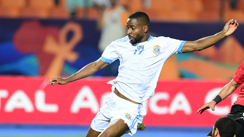Сборная ДР Конго разгромила Зимбабве на Кубке африканских наций