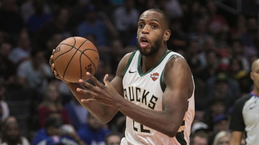 СМИ: Клуб НБА «Милуоки» подпишет новые контракты с форвардом Миддлтоном и центровым Лопесом