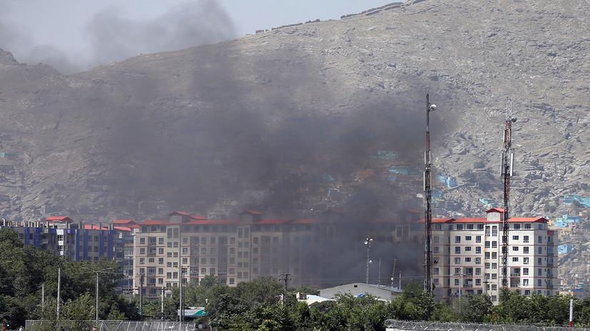 Число пострадавших при взрыве в Кабуле возросло до 68