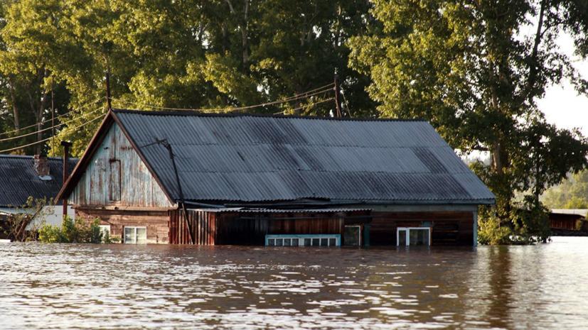 Синоптики прогнозируют ливневые дожди в Иркутской области