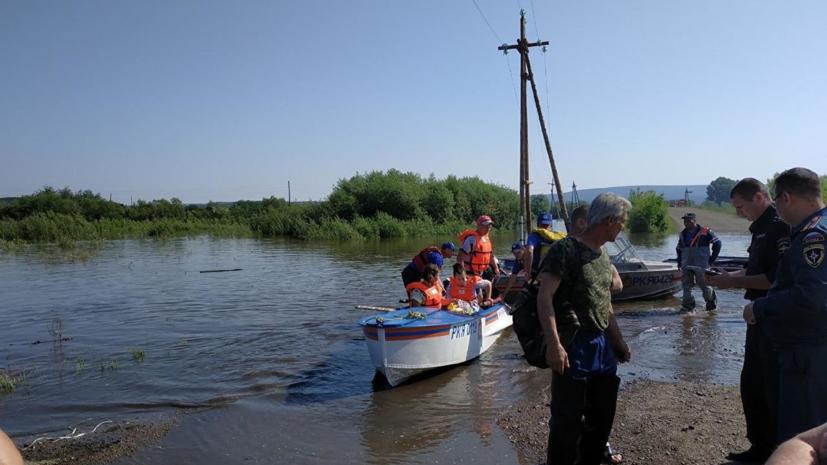 В МЧС прогнозируют стабилизацию паводковой обстановки в Канске